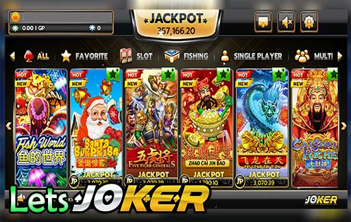 Slot Online Game Apk Joker123