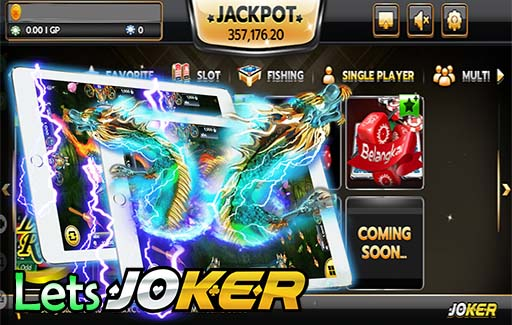 Slot Tembak Ikan Joker Gaming